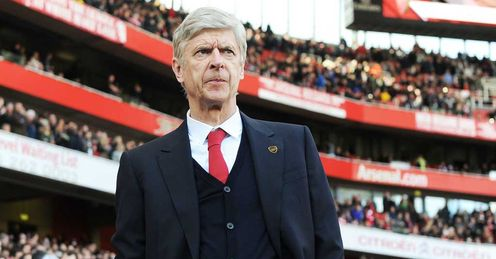 Arsene Wenger: Arsenal boss delighted with victory over Everton