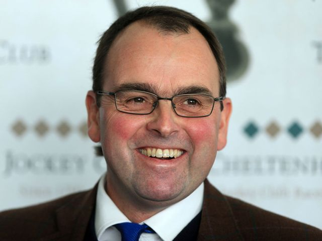 Alan King: Hopeful for last year's winner Godsmejudge