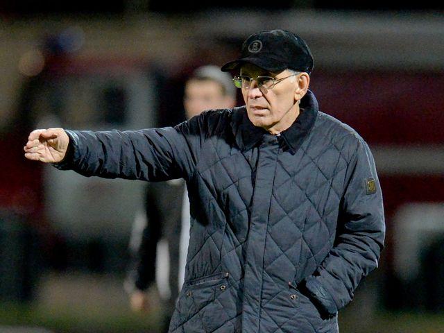 Anzhi Makhachkala manager Gadzhi Gadzhiyev
