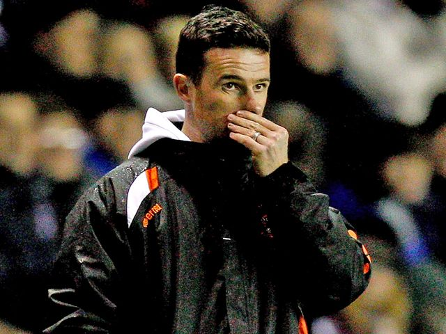 Barry Ferguson: Saw his side win 1-0