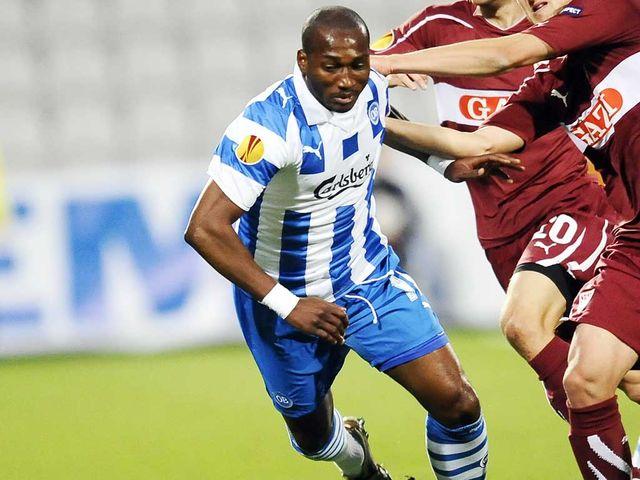 Eric Djemba-Djemba: Has recovered from injury