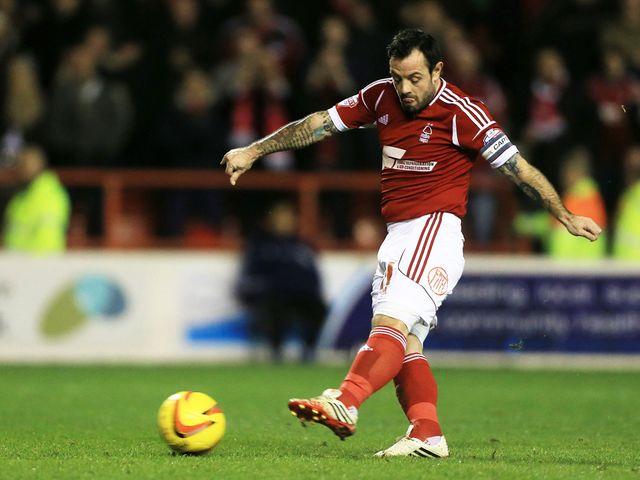 Andy Reid: Back in training