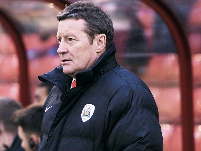 Danny Wilson: 'I feel let down by some of the decisions'