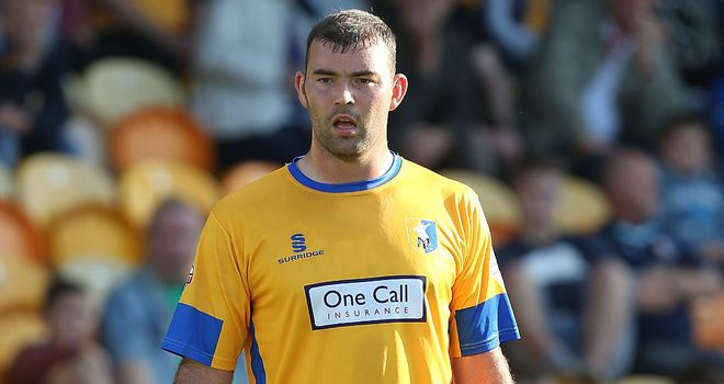 Matt Rhead: Netted the winner