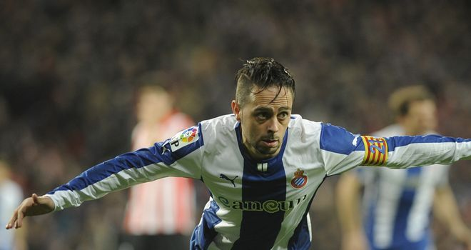 Sergio Garcia: Couldn't net for Espanyol