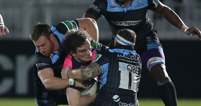 Rory Watts-Jones has agrred a new deal with Cardiff Blues.