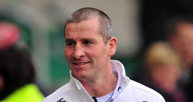 Stuart Lancaster: England head coach is concerned about Wales' momentum