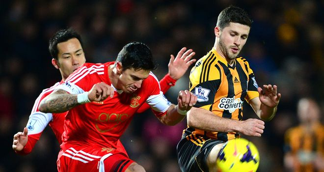 Jose Fonte: Southampton defender was the match-winner at Hull