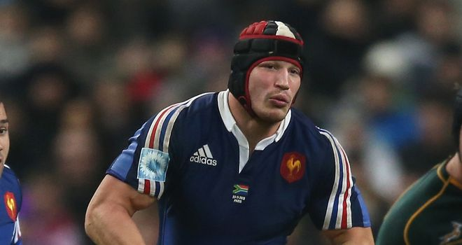 France pick Wenceslas Lauret to face Wales