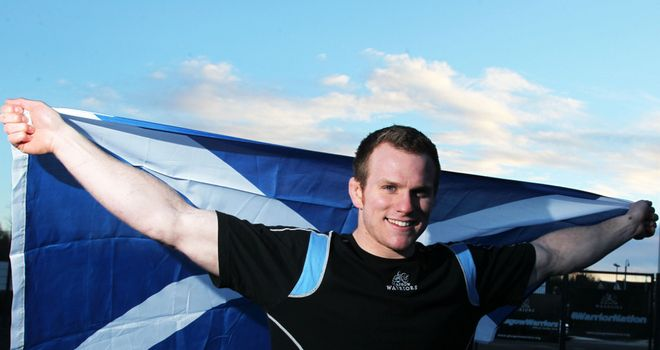 Chris Fusaro: Glasgow flanker is ready to get aggressive against England at Murrayfield