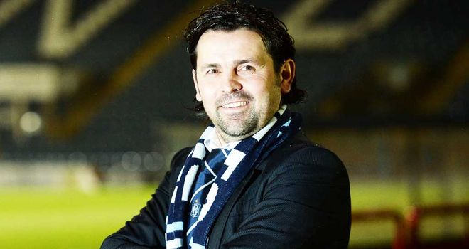 Paul Hartley: Dundee boss has brought in two new players