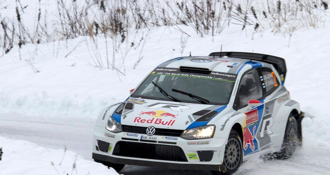 Jari-Matti Latvala: Victorious in Sweden Rally on Saturday