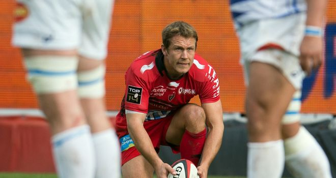 Jonny Wilkinson: Recovered from hamstring injury suffered against Leinster