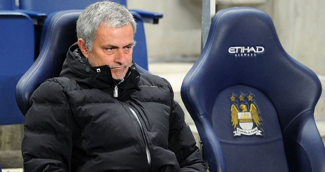 Jose Mourinho: Produced perfect tactics in a game that was expected to be cat and mouse