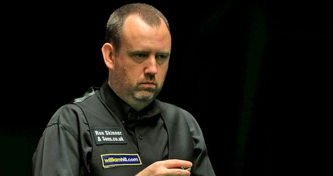 Mark Williams: Through in Newport