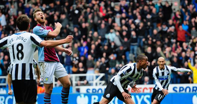 Loic Remy: Netted a last-gasp winner for Newcastle against Aston Villa