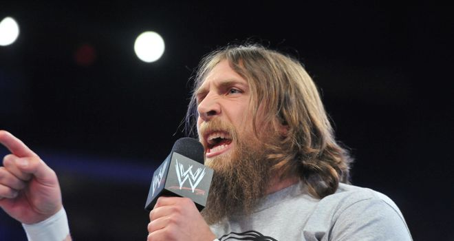 Bryan: can he beat Triple H at 'Mania - and then Orton and Batista?