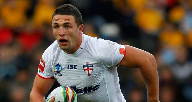 Sam Burgess: Backed to be a rugby union success