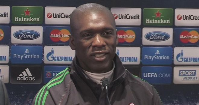 Clarence Seedorf: AC Milan manager disappointed with exit