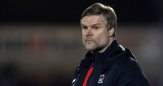 Coventry City manager Steven Pressley eyes a return to the Ricoh Arena.
