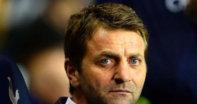 Tim Sherwood: Calling Tottenham to draw on Europa League performance Premier League top four battle