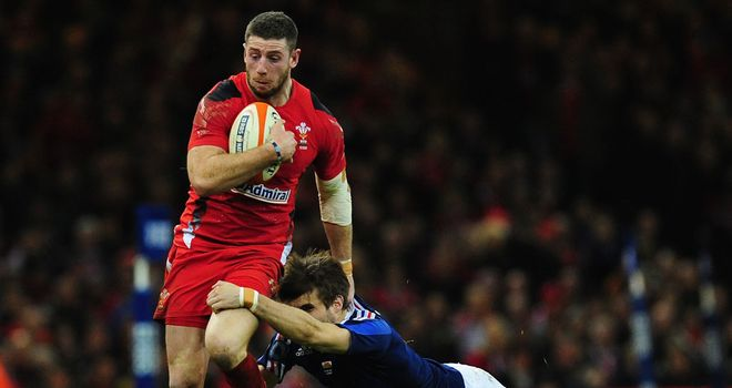 Alex Cuthbert: Insists Wales head to South Africa full of confidence