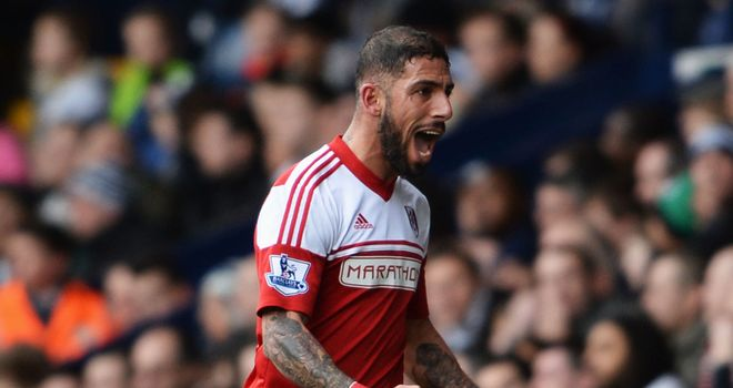 Ashkan Dejagah: Scored opener at The Hawthorns