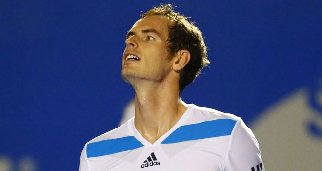 Andy Murray: Drafted by Bangkok