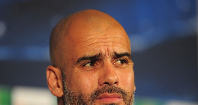 Pep Guardiola: Ready for clash with Arsenal