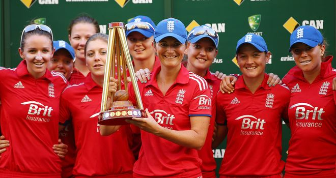 England Women retained the Ashes with a 10-8 series victory over Australia