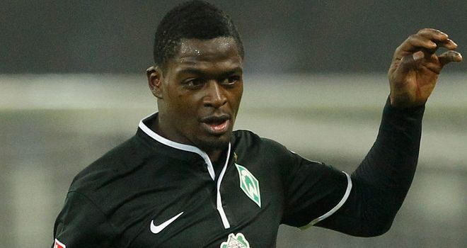 Assani Lukimya: Has signed a new contract with Werder Bremen