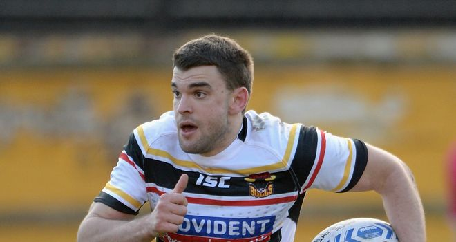 Elliot Kear: Scored 10 tries and played every minute in Super League for the Bulls last year