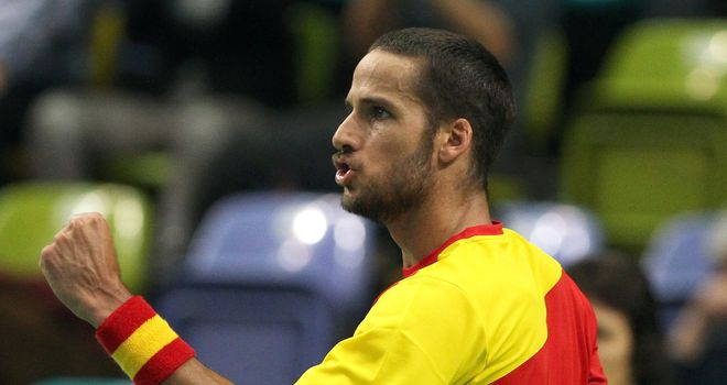 Feliciano Lopez: Beat Sam Querrey in three sets