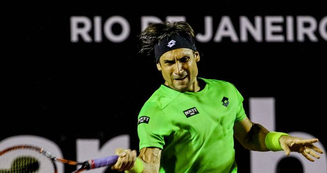 David Ferrer: Eased past Argentina's Federico Delbonis into the second round