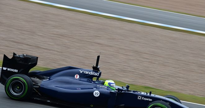 Felipe Massa: New Williams signing