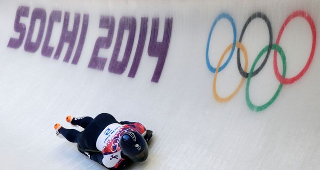 Lizzy Yarnold: continued Britain's run of success in women's skeleton