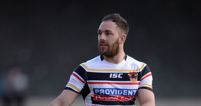 Luke Gale: Set to swap Bradford Bulls for Castleford Tigers