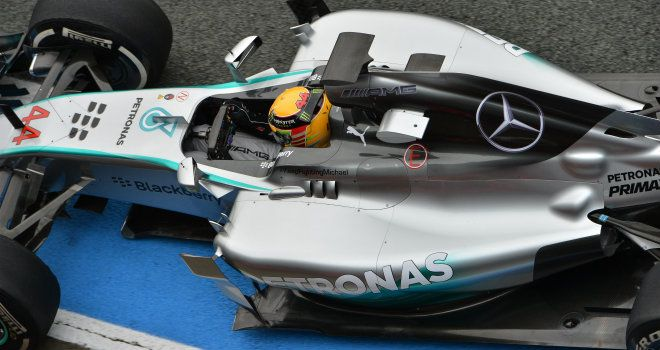 Mercedes: Ahead of the game after Jerez, according to Adrian Sutil