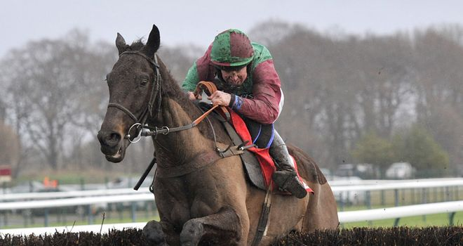 Rigadin de Beauchene: Landed Grand National Trial