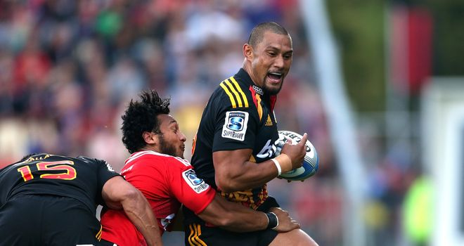Robbie Freuan: Gave the Chiefs the lead with first-half try