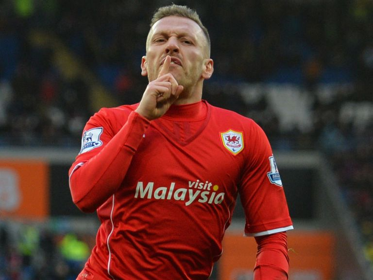 Craig Bellamy: Returns to Cardiff's squad
