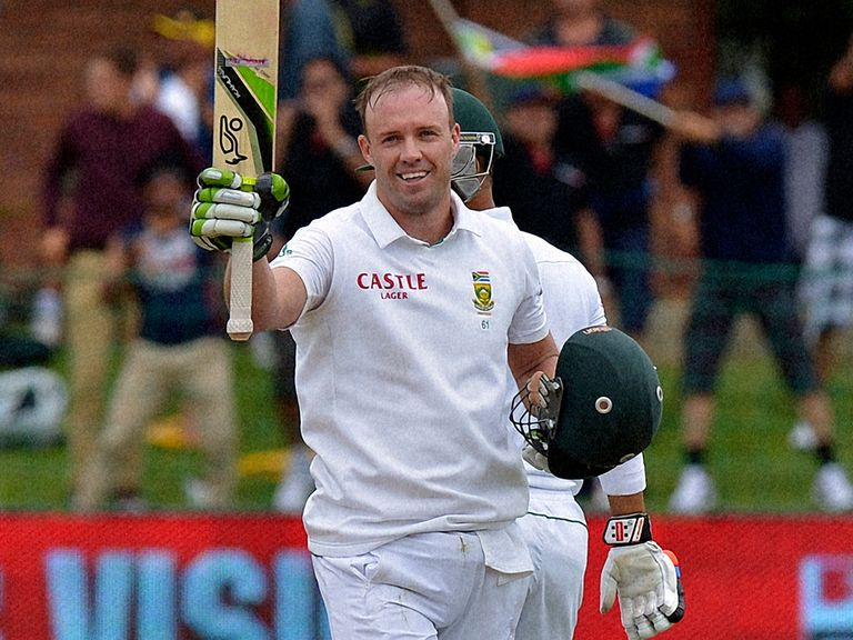 AB De Villiers: In pole position to claim South Africa's Test captaincy