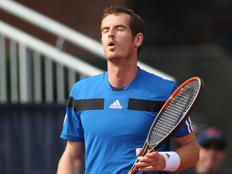 Murray: Set to take part in the IPTL