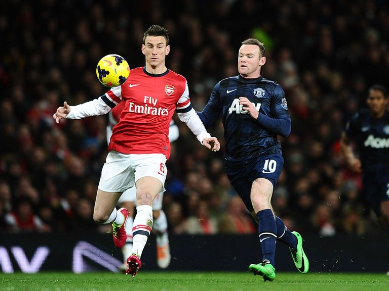 Arsenal and Manchester United drew 0-0 at the Emirates