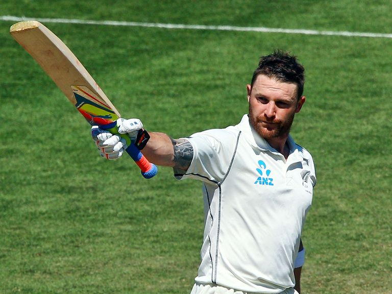 Brendon McCullum: Reported allegations of match fixing