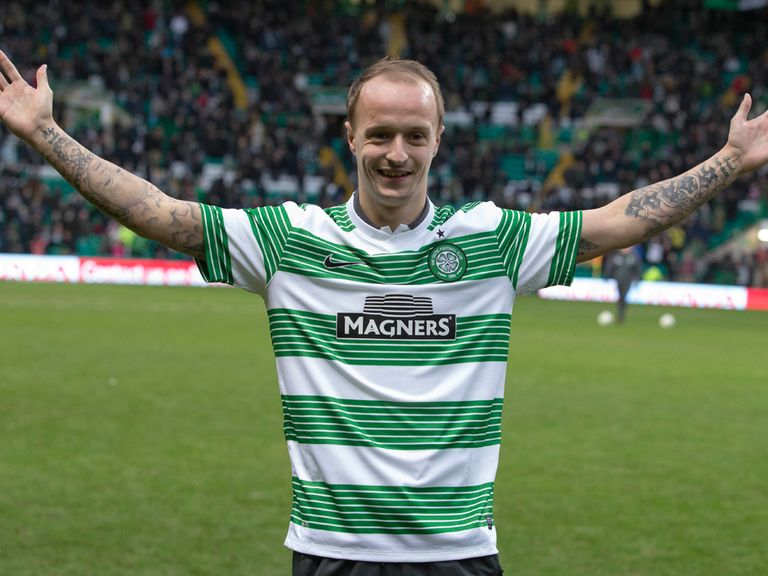Leigh Griffiths: Looking to impress