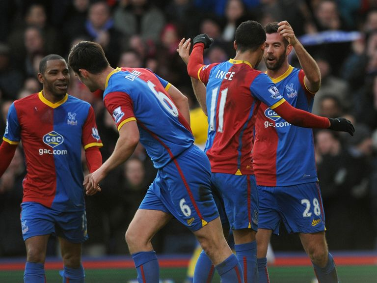 Crystal Palace are tipped to enjoy another important victory