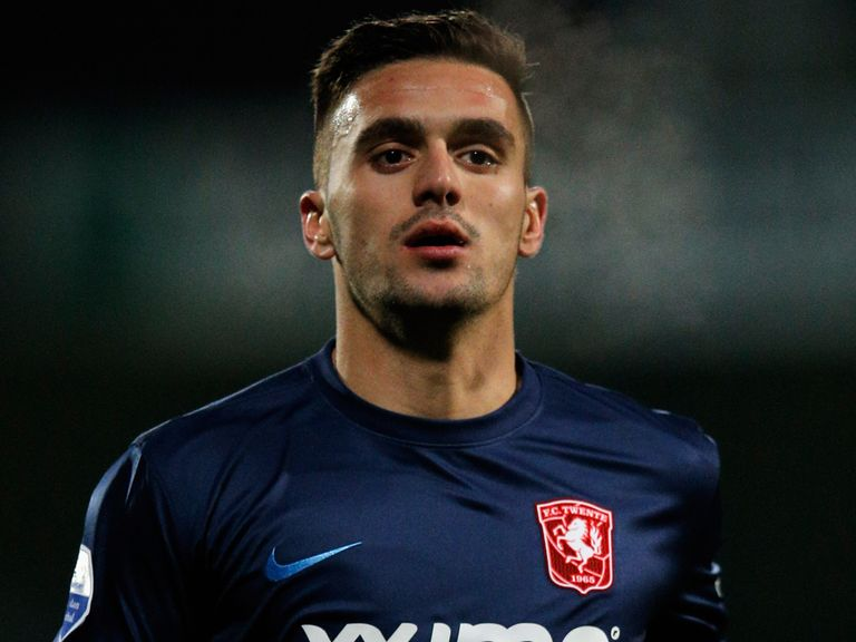 Dusan Tadic: Southampton have agreed a fee with FC Twente for Serbia international