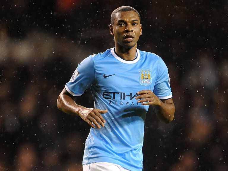 Fernandinho: Looking forward to the derby