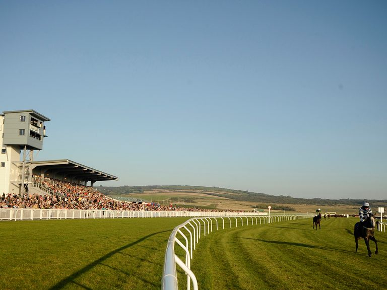 Ffos Las: Stages the Welsh Champion Hurdle
